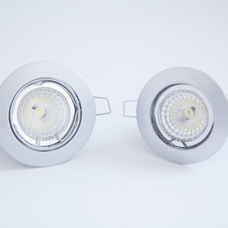 DICROICO EMPOTRADO LED